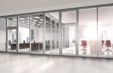Mobilní příčky <b>VARIFLEX Glass</b>